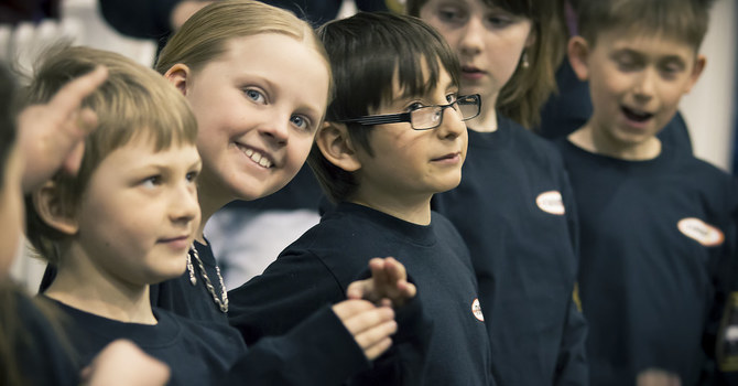 Lynn Valley Voices Community Kids' Choir