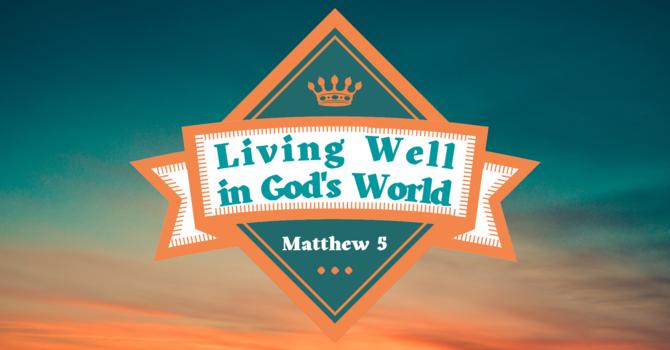 Matthew 5:4-5