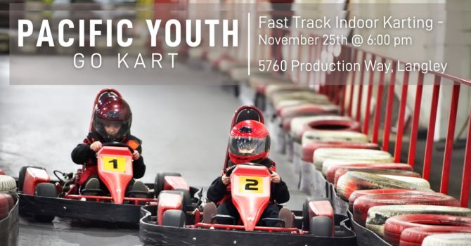 Pacific Youth Go-Karting
