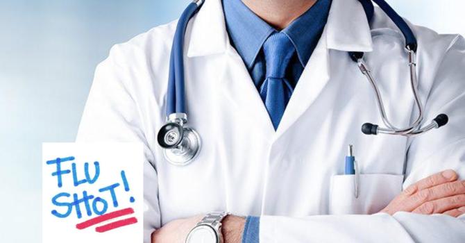 Flu Shot and Pfizer Covid Booster clinic