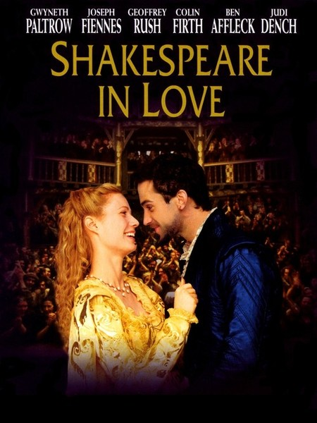 "Movienight @ St. Paul's : ""Shakespeare in Love"""