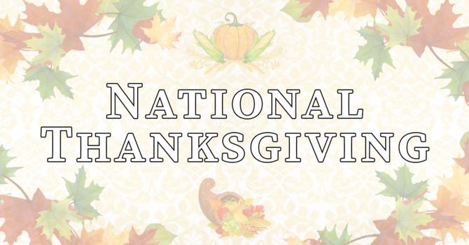 National Thanksgiving