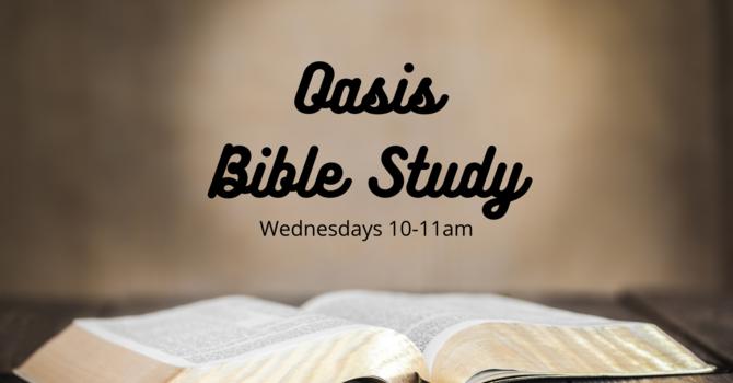 Oasis Bible Study