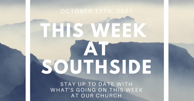 This Week at Southside (10.17.21) image