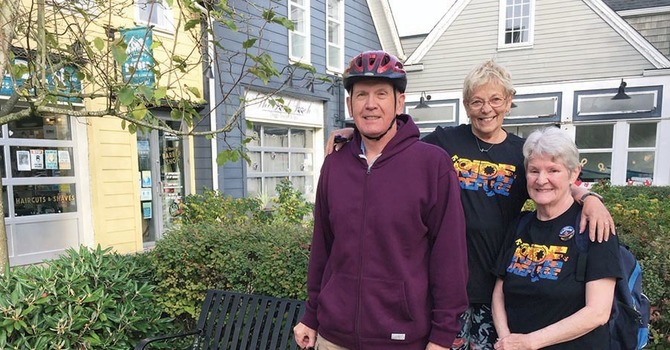 More Ride for Refuge 2021 Reports image