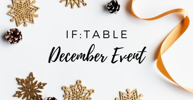 December Ladies Event