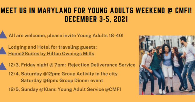 Young Adult Sunday