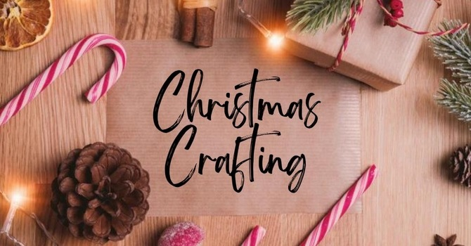Women's Christmas Crafting
