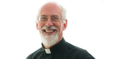 Introducing the Rev. Harold Munn, Priest-in-Charge Nov-May