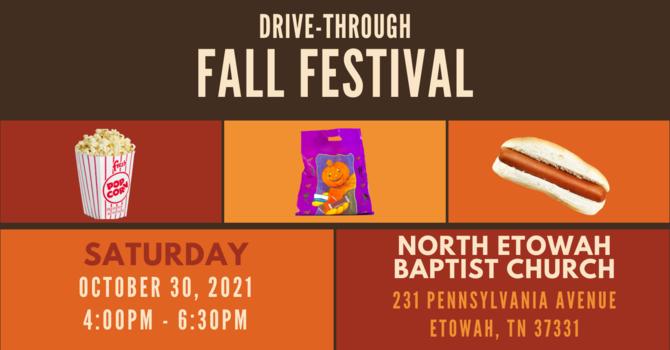 Drive-Through Fall Festival