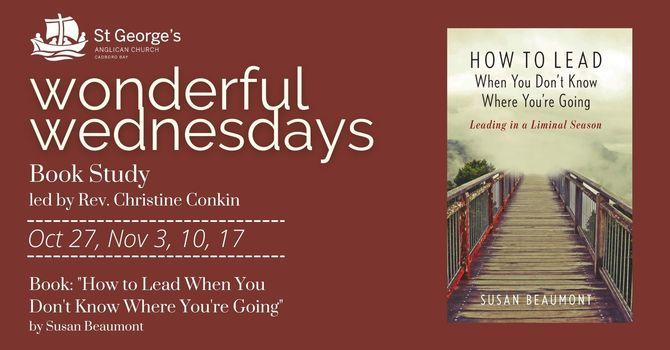 Wonderful Wednesdays Book Study