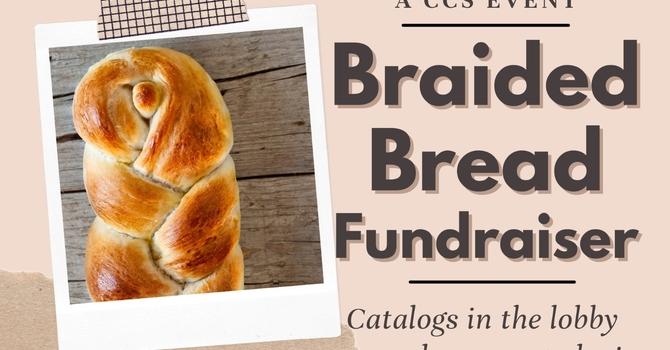 Braided Bread Fundraiser