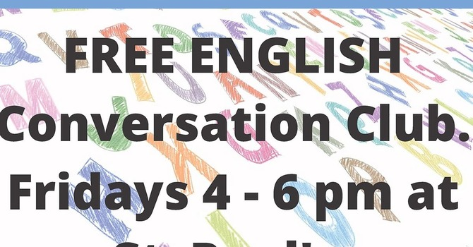 English Conversation Club at St. Paul's image