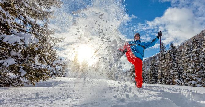 Winter fun in the Shuswap