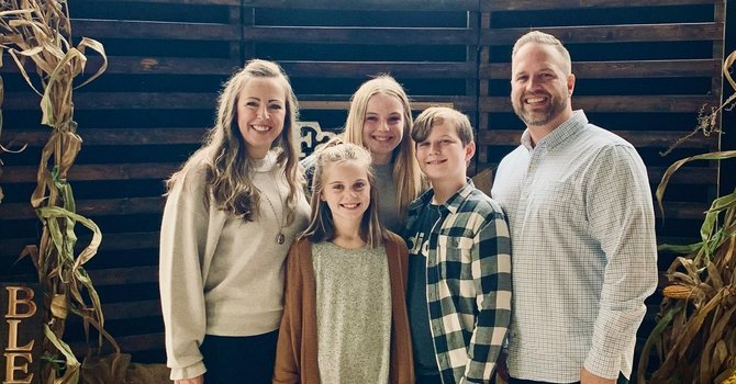 We have a new lead pastor! image