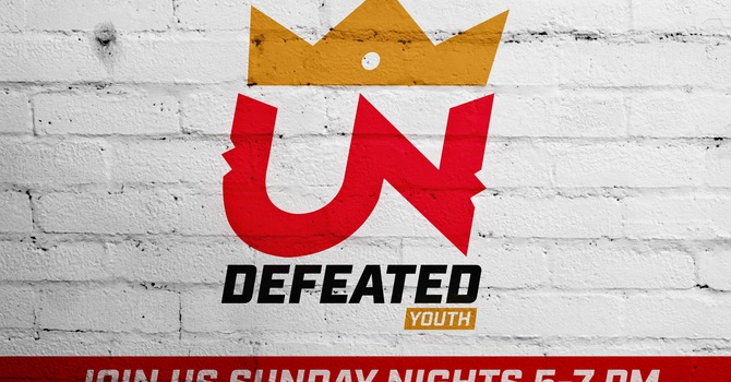 Undefeated Youth Ministry