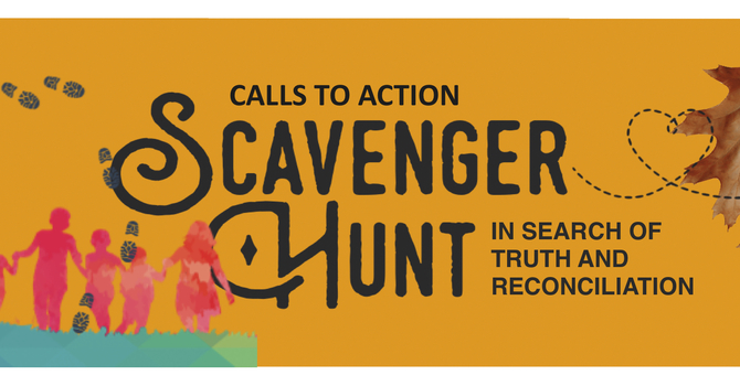Intergenerational Calls to Action Scavenger Hunt