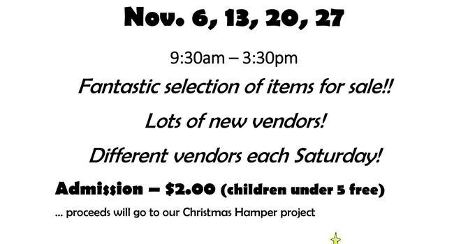 Christmas Craft Fair at Northwood