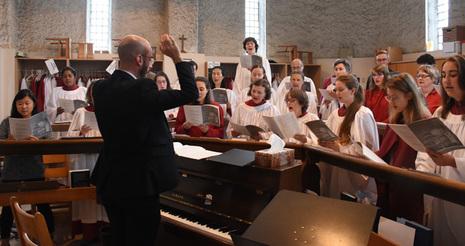 The Cathedral Choir