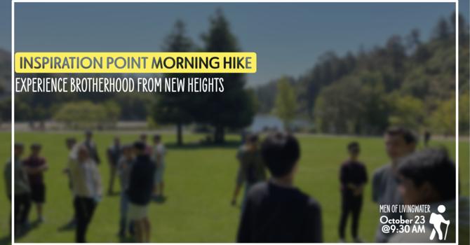 Men's Inspiration Point Hike