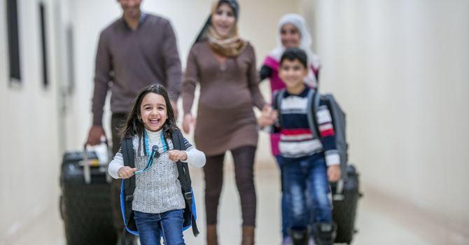 Afghan Refugee Support image