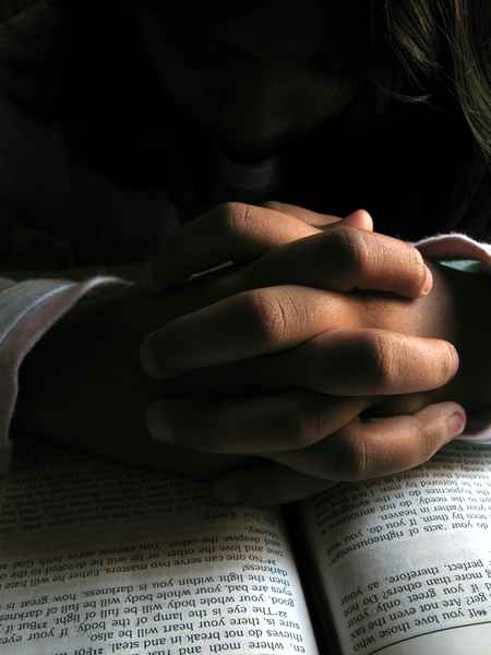 Advent Series: Cultivating a Habit of Prayer