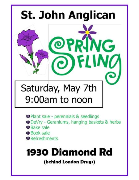 Annual Spring Fling
