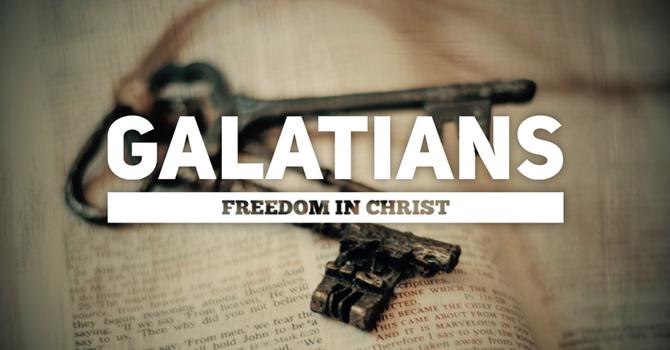 Galatians 5:1-12 Live in liberty
