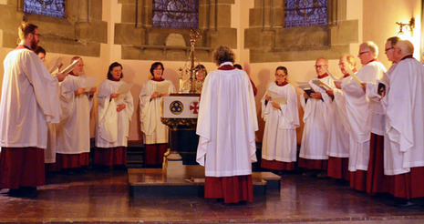 St. Christopher Singers