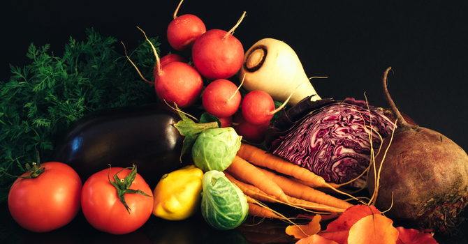 World Food Day: Sharing Bounty