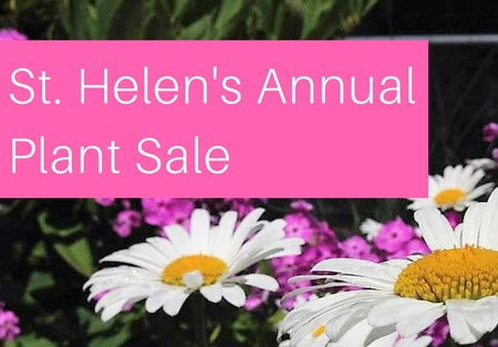 St. Helen's Annual Plant Sale