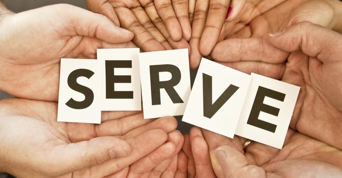 Happy to Serve
