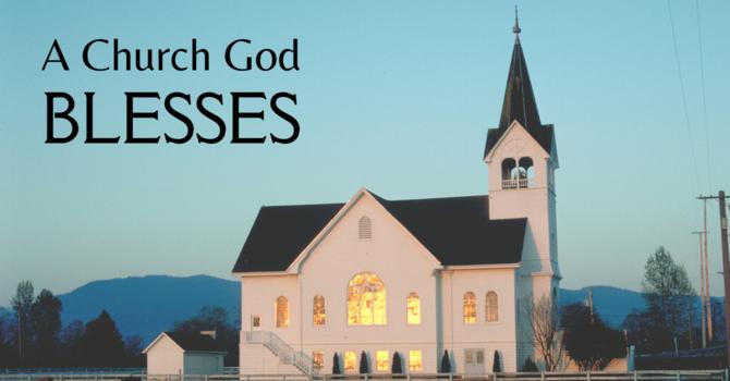A Church God Blesses
