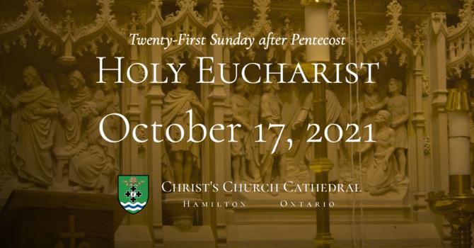 Twenty-First Sunday after Pentecost