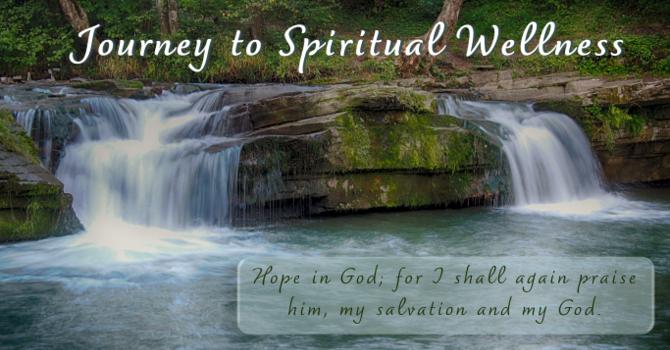 A Journey to Spiritual Wellness - Peace of God