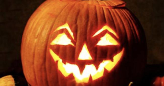 Bonfire, Pumpkin Carving, and Cookout at Hillside