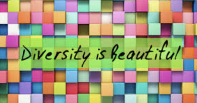 Diversity in all its beauty