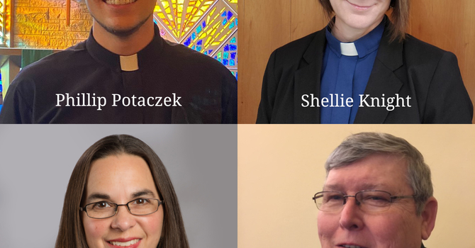 New Pastors in Our Synod image