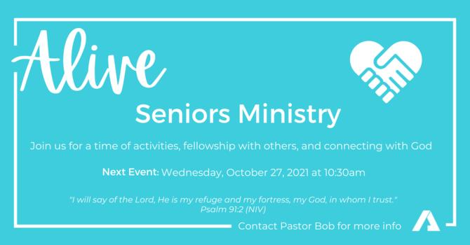 Alive Seniors Fellowship