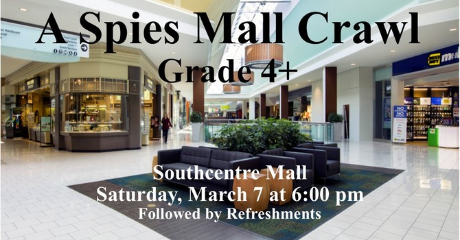 A Spies Mall Crawl