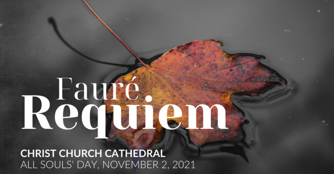Cathedral observes All Souls' Day with Fauré's Requiem image