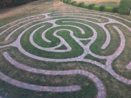 From Visioning to Reality - A Labyrinth at St. Dunstan's