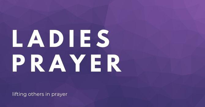 Ladies' Prayer