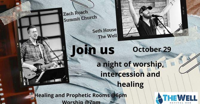 Night of worship and intercession
