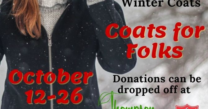 Coats for Folks