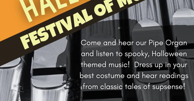 Halloween Festival of Music