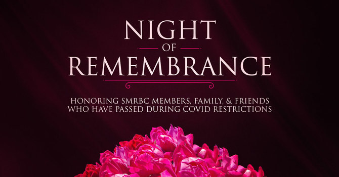 SMRBC Remembers Those Lost During COVID Restrictions