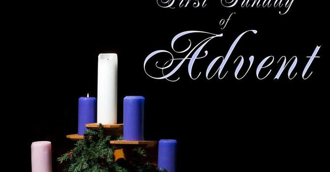 1st of Advent - Joint Service with St. Andrews