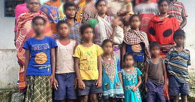 PERSECUTED CHRISTIANS ODISHA, INDIA image