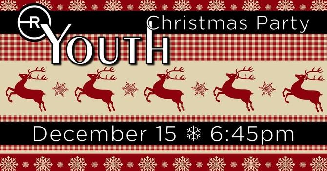 Radius Youth Christmas Party